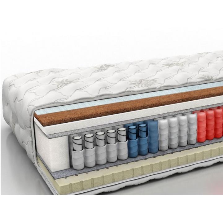 Матрас для кровати трансформер Матрас 26/Латекс (ср.-жесткий/средний