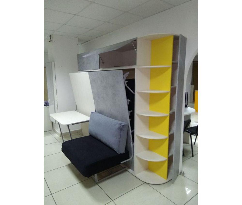 Кровати трансформер для детей с столом и софой: ул. Теслы, 1