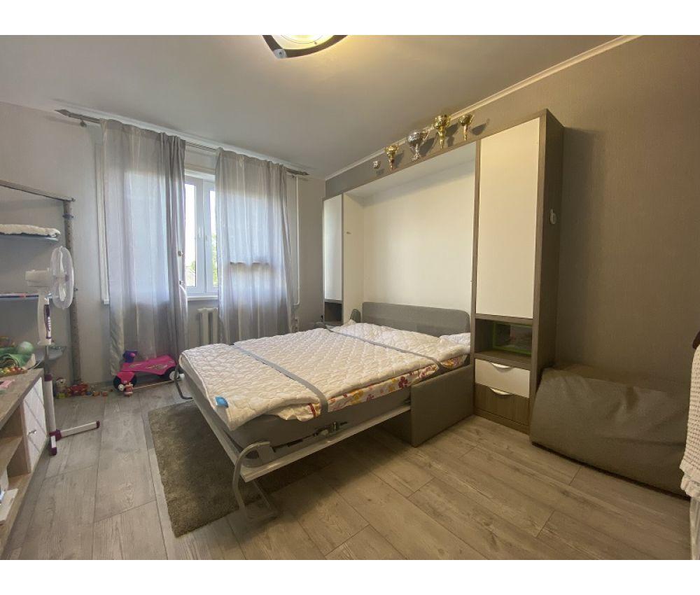 Шкаф кровать  диван с пеналами: ул. Притыцкого, д.17