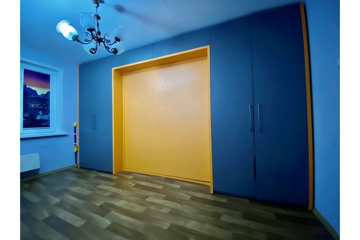 Комплект кровати трансформер со шкафами: ул. Стариновская, д.4